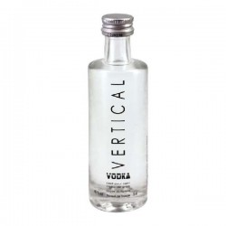 Botellita Vodka Vertical 5cl