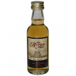 Botellita Whisky Arran 5cl