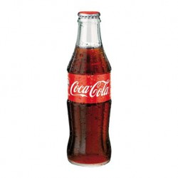 Botellin Coca Cola 200ml