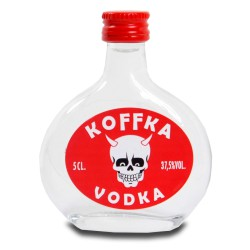 Botellita Koffka Vodka