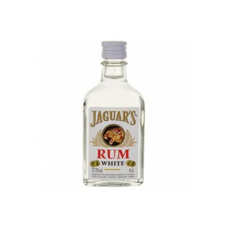 Botellita Ron Blanco Jaguars