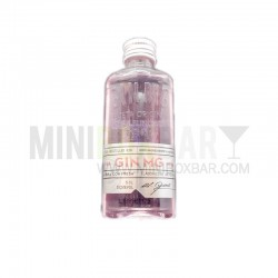Mini botella gin MG fresa