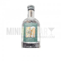 Mini botella SIPSMITH gin