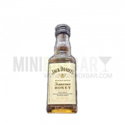 Mini botella Jack Daniels Honey