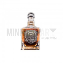 Mini botella Jack Daniels Single Barrel