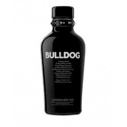 Mini botella Ginebra Bulldog