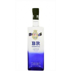 Mini botella Ginebra Blue Ribbon