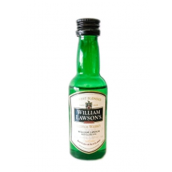 Botellita Miniatura Whisky William Lawsons