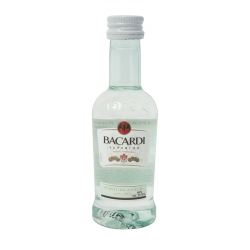 Mini Botella Ron Bacardi