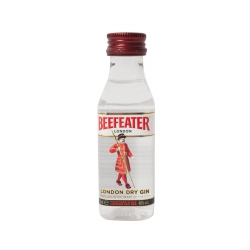 Mini botella Ginebra Beefeater