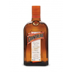Botellita Licor Cointreau triple seco
