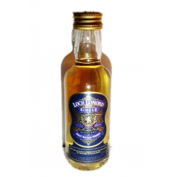 Botellita Whisky Loch Lomond