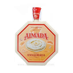 Botellita Licor Ensaimada